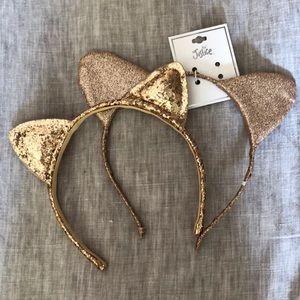 Other - Cat ear headbands